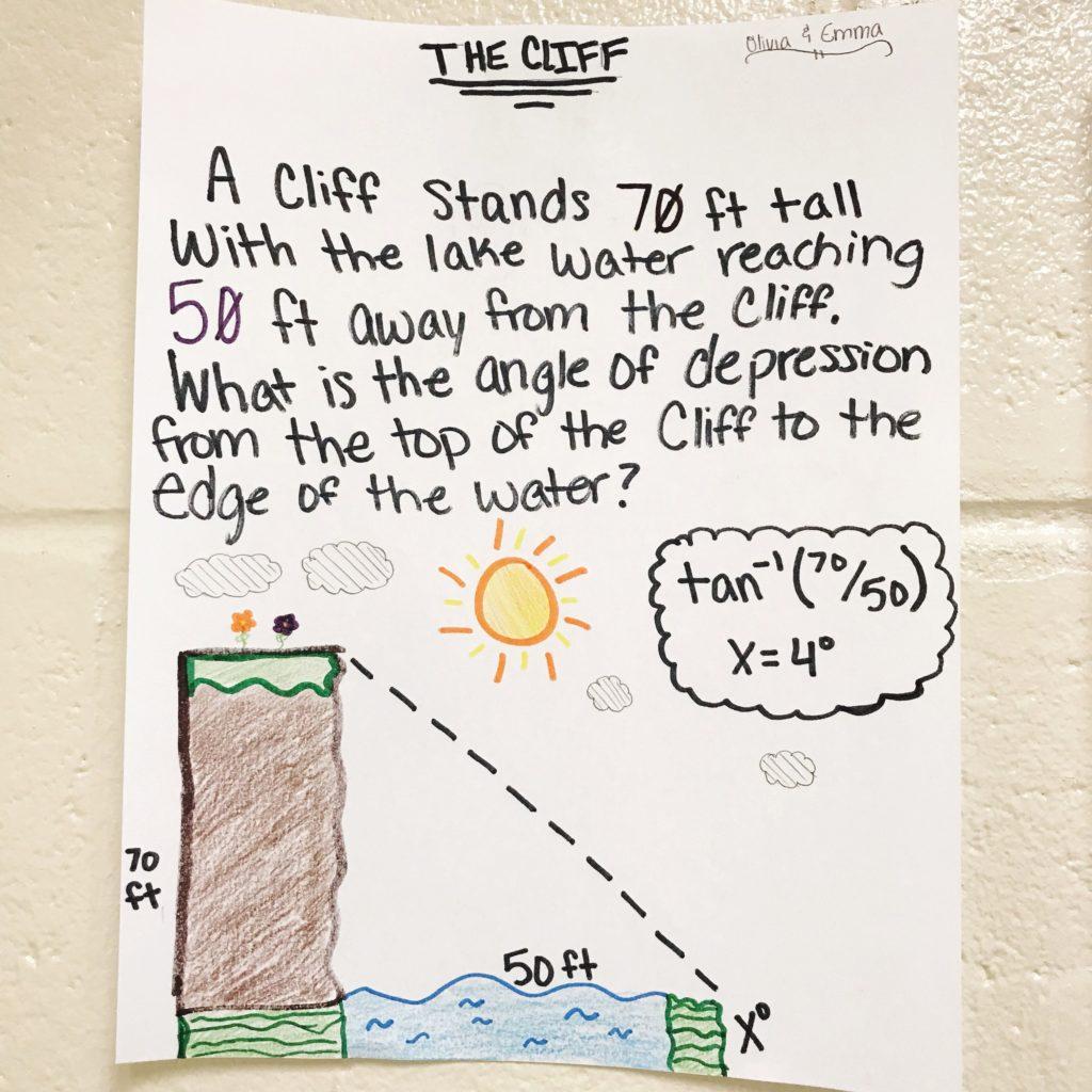 Trig Word Problems Worksheet | Homeschooldressage.com  |Trigonometry Word Problems