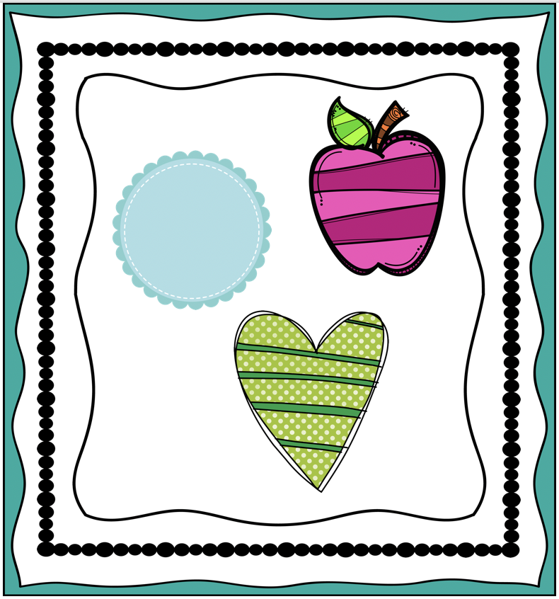 Clipart and Borders
