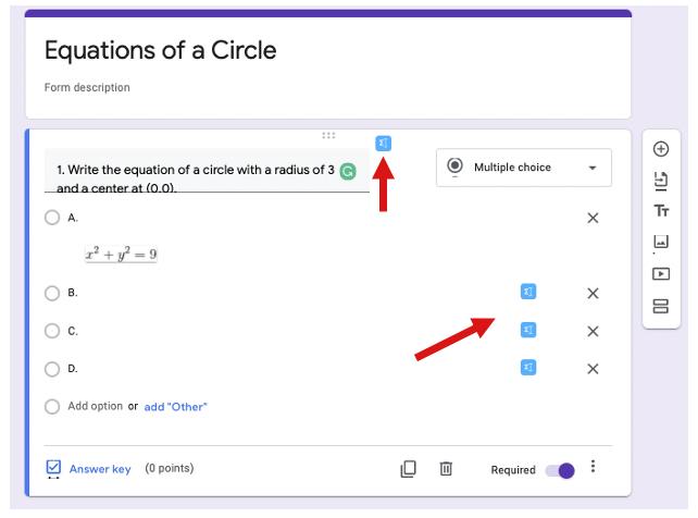 google-forms-math