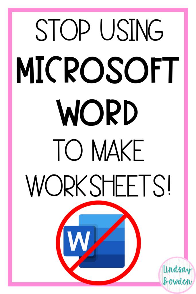 using-microsoft-word