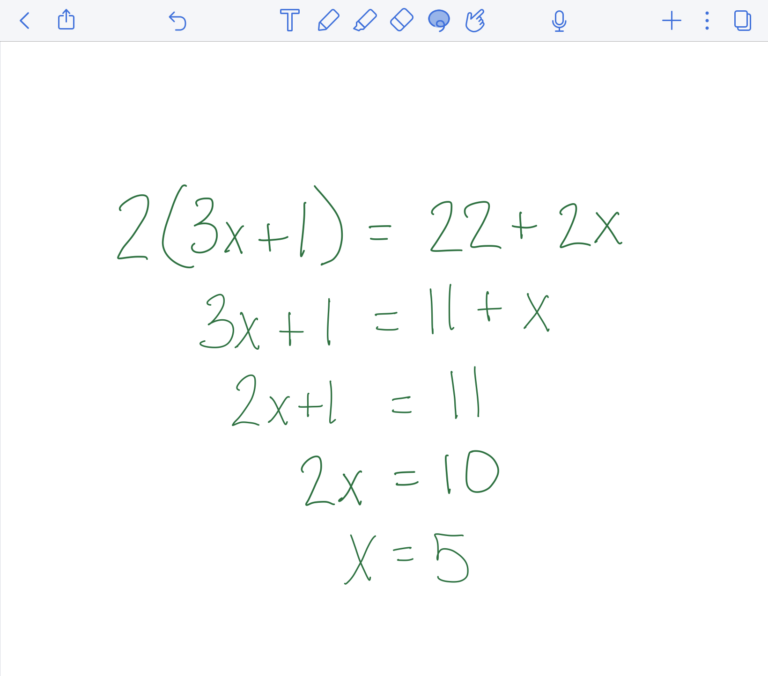Make math problems by starting with the answer and working your way backwards to the beginning